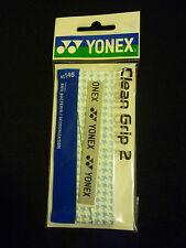 100% YONEX JAPAN AC146 Grip, Made in Japan, Yonex Clean Grip, Anti Bacteria/pack