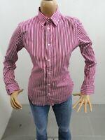 Camicia RALPH LAUREN Donna Taglia Size 46 Chemise Femme Shirt Woman P 7068