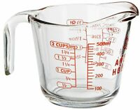 Anchor Hocking 16 oz. Measuring Cup One Size Clear