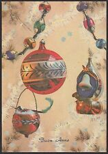 AA4823 Buon Anno - Edizioni SAEMEC S 452 - Cartolina postale - Postcard