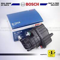 BOSCH FUEL FILTER N7015 FITS RENAULT CLIO 2005-12 1.5 MODUS/GRAND MODUS 1.5 dCi