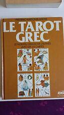 Le tarot grec - Frédéric Maisonblanche - RMC éditions
