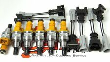 1987-92 Toyota Supra 7MGTE 3.0L Fuel Injectors (Simply Bypass your Resistor Box)