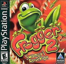 Frogger 2: Swampy's Revenge, Acceptable Playstation Video Games