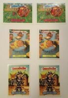 Garbage Pail Kids (GPK) - 2004 A/B Sets #6ab, 7ab, 37ab  EXCELLENT CONDITION