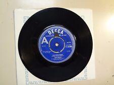 "BIRDS:(w/Ronnie Wood Of Rolling Stones)Leaving Here-U.K. 7"" 65 Decca F.12140Demo"
