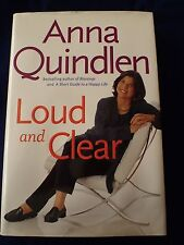 Loud And Clear by Anna Quindlen - Hardcover