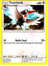 Trumbeak 107/149  Pokemon TCG Sun & Moon Single Card