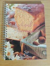 Backspaß mit Thermomix, Vorwerk, Ringbuch 0592703