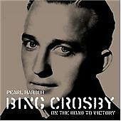 On the Road to Victory, Bing Crosby, Very Good CD
