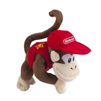 Super Mario Bros Diddy Kong Plush Doll Stuffed Animal Soft Toy 7 inch Xmas Gift