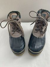 Itasca Womens Size 6 Waterproof Winter Brown Thinsulate Rain / Snow Boots