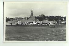 tp9983 - Devon - The Tavistock Grammar School and its Sports Grounds - Postcard