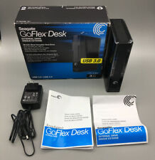 Seagate GoFlex Desk External Hard Drive USB2.0 for PC & MAC 1TB New - H08