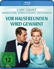 Vor Hausfreunden wird gewarnt - Cary Grant, Robert Mitchum - Filmjuwelen BLU-RAY