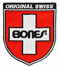 Bones bearings swiss Shield Patch | Patch