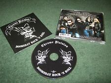Chrome Division - Doomsday Rock N Roll (cd)