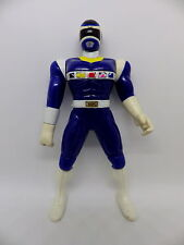 Figurine Action figure Power rangers Mighty Morphin bleu BANDAI 1999