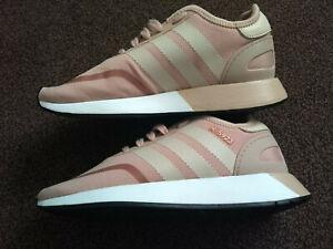 Adidas Originals N5923 in Rosa/Ashpearl, U.K size 5.