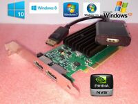 HP Compaq Pro 6000 6200 6250 6300 Tower Displayport / HDMI Video Card