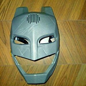 DC Batman Mask 2015 Voice Changer Light Up Mattel Gotham Toy Working