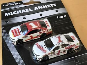 2019 Michael Annett #1 Pilot Flying J & Baby Ruth Throwback 1/87 Lionel Wave 5