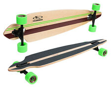 Hudora Longboard Rockpile Skateboard Cruiserbord 12807 Komplett Board ABEC 7