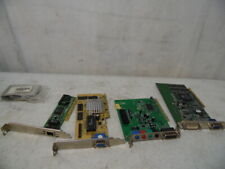 Nvidia G Force MX 32M Creative Labs CT4750 4 Computer Cards Components Parts