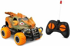 Dinosaur Remote Control Car Ages 3-7 Kids RC Toys Dino Cars Race Truck Boys Girl