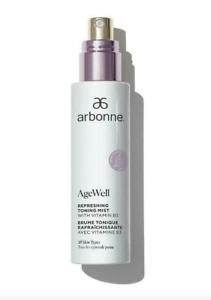Arbonne Agewell Refeshing Toning Mist New (Vegan)