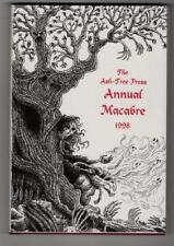 The Ash-Tree Press Annual Macabre 1998 by Jack Adrian Limited