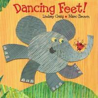 Dancing Feet! [ Craig, Lindsey ] Used - Acceptable