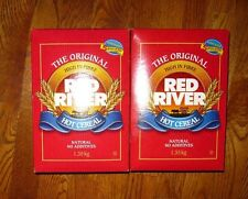 2 RED RIVER HOT CEREAL 1.35KG BOXES From Canada Shipped FROM USA Always Fresh
