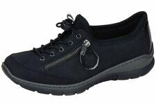 Rieker Damen Sneaker L3263 Synthetik / Textil 39 L3263-00