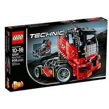 NEW LEGO Technic Race Truck 42041 Rebuild 2-in-1 Car Cab Engine Grill Racing NIB