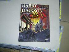 HARRY DICKSON TOME 6 : Terreur jaune  EO   TBE