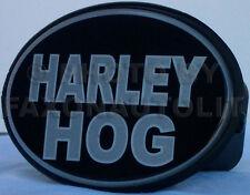 Harley Hog trailer hitch cover