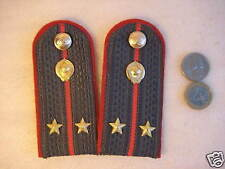 _ Soviet Militia OFFICER Shoulder Boards for Tunic
