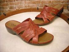 Clarks Leather Slides 9 Sandals & Flip Flops for Women