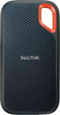 SanDisk - Extreme Portable 500GB External USB-C NVMe Portable Solid State Drive