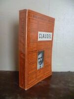 Claudel Stanislaus Aroma Gallimard París 1958 Collect.la Bibliot.ideale Retrato