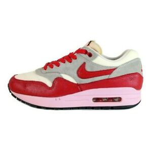 2012 Nike Air Max 1 VNTG Vintage kicks sneakers shoes 555284 103 7.5US 38.5EU