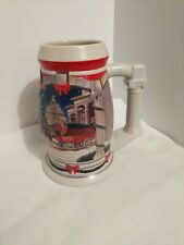 2001 BUDWEISER HOLIDAY STEIN HOLIDAY AT THE CAPITOL CS455