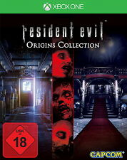 Resident Evil: Origins Collection (Microsoft Xbox One, 2016, DVD-Box),Neu,OVP