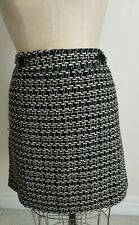 LOFT nice straight skirt for work with Chanel's style tweed fabric  size 12