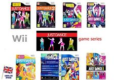 Wii Just Dance Game Series -Fast Delivery- 1 2 3 4 Kids Disney Party 500+Sold U