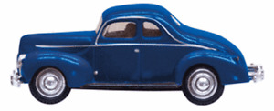 NEW Woodland Blue Vechicle Coupe HO Scale JP5598