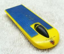 1997 HOT WHEELS 1/64 Diecast Yellow & Blue Solar Eagle III-Malaysia