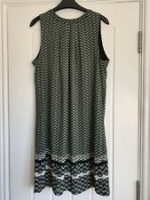 H&M Sleeveless Dress (lined) Size 16 BNWT