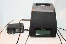 iHOME IP21 30-PIN iPod iPhone Alarm Clock Speaker Dock C4R